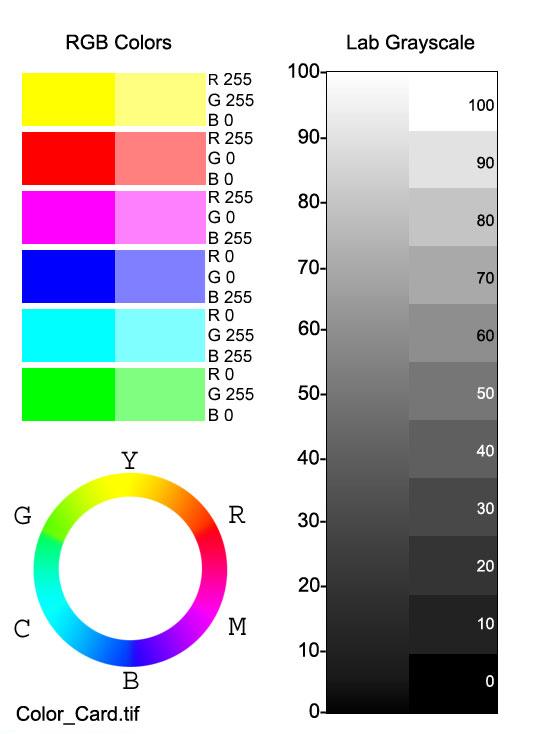 Как сделать цвет печати